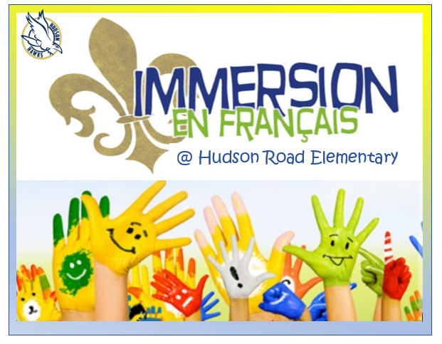 Grade 4 Middle Entry French Immersion Program at Hudson Road Elementary